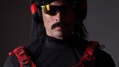 "Photo of Dr DisRespect [Herschel ""Guy"" Beahm IV] Biography, Net Worth & Other Details"
