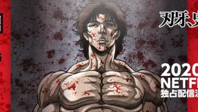 Photo of Baki Season 4 Netflix