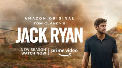 Photo of Jack Ryan Season 3