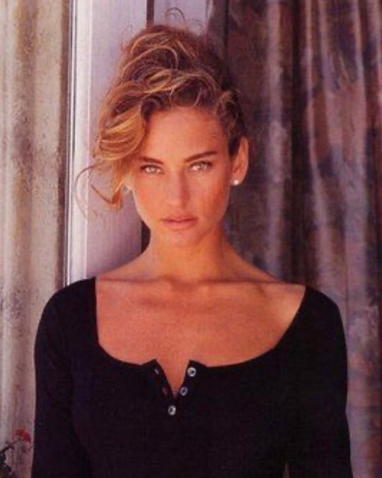 Jill Goodacre Then